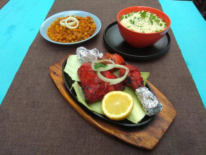 Carte - Jodhpur Haavely - Restaurant indien Nice